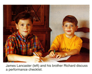 Jame and Richard Lancaster