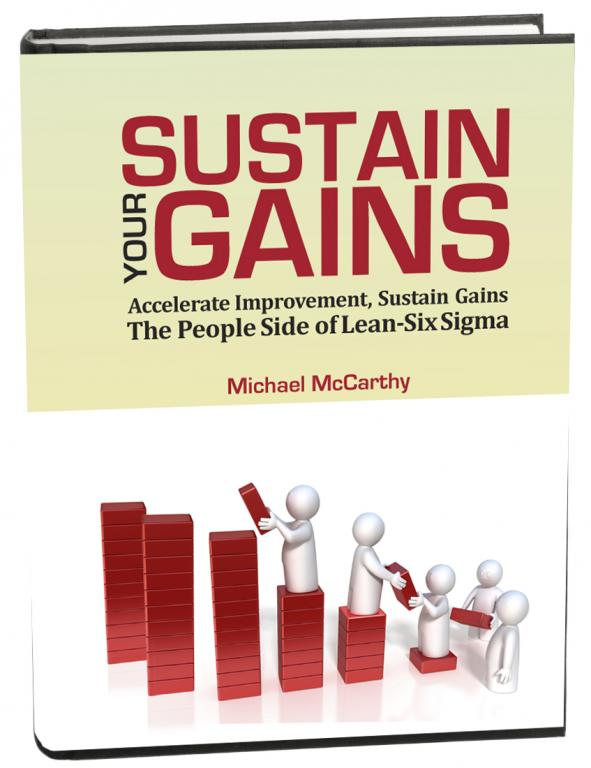 Sustain Your Gains book - PM Publications