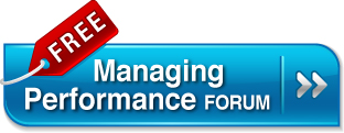 Managing Performance Live Forum