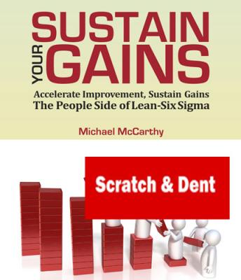 Sustain Your Gains Scratch & Dent