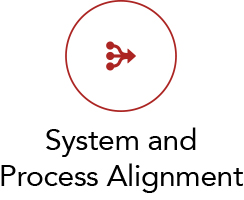System and Process Alignment
